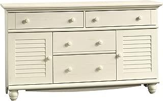 Sauder 158016 Harbor View Dresser, L: 58.27