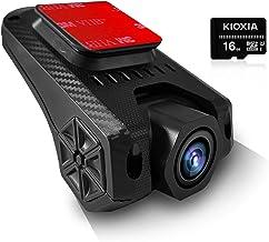 $49 » Sponsored Ad - Showasaki USB DVR Car Dash Camera 1080P Driving Recorder, On-Dash Camera with Night Vision, Wide Angle Inte...