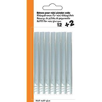 Cleopatre - PO14PPRCT - Pack de 14 barritas de cola universal: Amazon.es: Oficina y papelería
