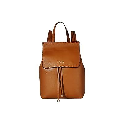 GUESS Ella Backpack (Cognac) Backpack Bags