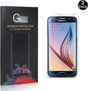 Scratch Resistant Ultra Thin Screen Protector Film for Samsung Galaxy J6 2018 Bear Village Galaxy J6 2018 Premium Tempered Glass Screen Protector 2 Pack