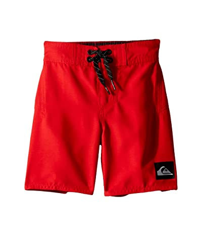 Quiksilver Kids Highline Kaimana 14 Boardshorts (Toddler/Little Kids) (Quik Red) Boy