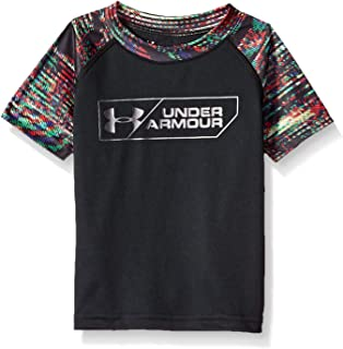 Under Armour Boys' Long Sleeve Raglan Graphic Tee Shirt