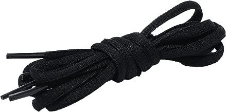 Shoelaces Oval Half Round 1/4