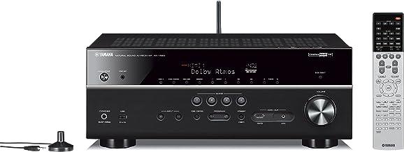 Yamaha RX-V683 7.2canales Envolvente 3D Negro - Receptor AV (7.2 Canales, Envolvente, 105 W, 190 W, 125 W, 24-bit/192kHz)