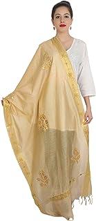 Duppata Designer Latest Wedding Lawn Pakistani Beautiful Light Yellow