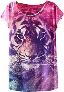 acheter en ligne 2f5e4 37312 Amazon.fr : tigre - Femme : Vêtements