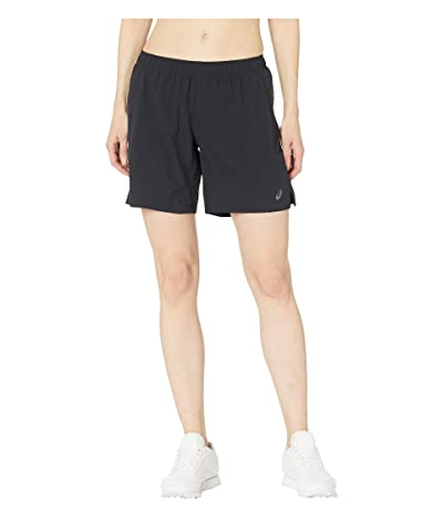ASICS 7 Shorts (Performance Black) Women