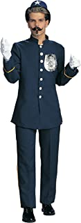 Keystone Kop Cop Police Man Adult Costume 15103