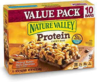 Best nature valley peanut butter nutrition Reviews