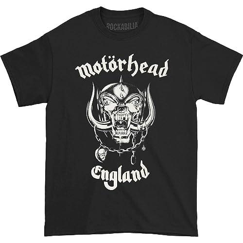 MOTOR HEAD ENGLAND METAL ROCK MEN/'s TANK TOP SIZES