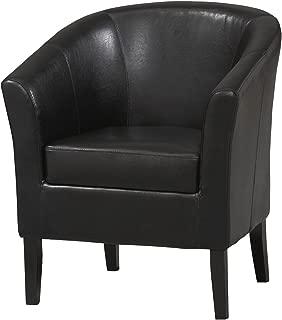 Linon Home Dcor Linon Home Decor Simon Club Chair, 33