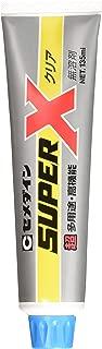 セメダイン 超多用途接着剤 スーパーX クリア 135ml AX-041