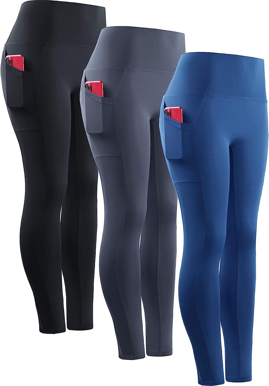 Neleus Women's Yoga Max 60% OFF Pant Running Workout with Leggings Tu Award Pocket