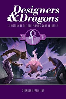 Designers & Dragons The 90S Game