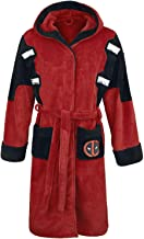 Deadpool Logo Bathrobe Multicolour