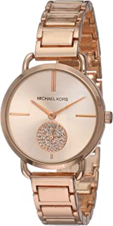 Women's Portia Watch- Three Hand Quartz Movement Wrist...