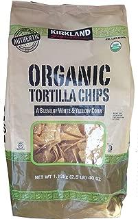 Best kirkland organic tortilla chips Reviews