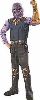 Avengers - Disfraz de Thanos Premium, Infinity Wars, infantil 8-10 años (Rubie's 641060-L)