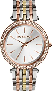 Michael Kors Women's Darci Tri-Tone Watch MK3203