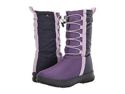 Bogs Snownights (Purple Multi) Women