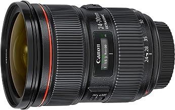 Canon 5175B002-cr EF 24-70mm F/2.8L II USM Standard Zoom Lens, Black (Renewed) photo