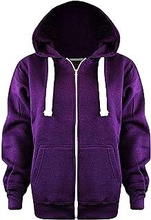 4d6d9284 Amazon.co.uk: Purple - Hoodies / Hoodies & Sweatshirts: Clothing