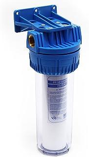 """Naturewater NW-BR10A 1 etape système filtre 20.67mm (1/2"""") 60mm cartouche polypropylène, clamp et clé"""