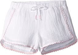 Cotton Pull-On Shorts (Toddler)