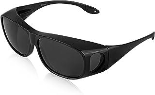 غطاء عدسات مستقطبة Sunny Pro Fitover نظارات طبية
