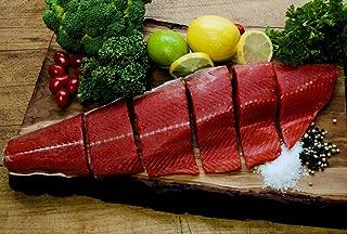 Wild Alaskan Sockeye Salmon (3 LB: 5-7oz Portion Box) - Overnight Shipping Monday - Thursday