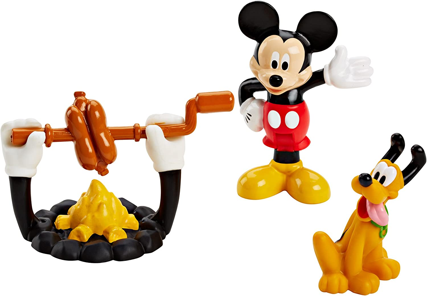 Fisher-Price Disney Super List price popular specialty store Mickey Mouse Grillin' Clubhouse Silly Micke