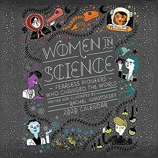 Women in Science 2020 Wall Calendar