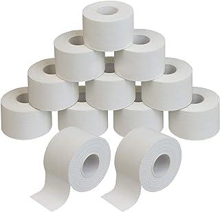 comprar comparacion ALPIDEX 12 x Cinta Adhesiva Deportiva Blanca 3,8 cm x 10 m Sport Tape