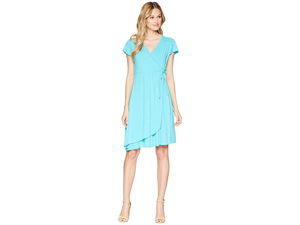 Fresh Produce Tearoom Dress (Luna Turquoise) Women