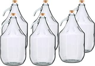 MultiDepot BDG5Z - Botella de Cristal para Carboy (6