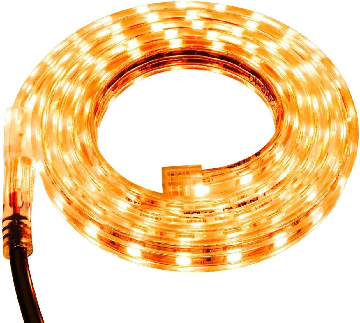 Brilliant Brand Lighting Yellow LED Strip - Light Volt Hig 5 ☆ Max 52% OFF popular 120