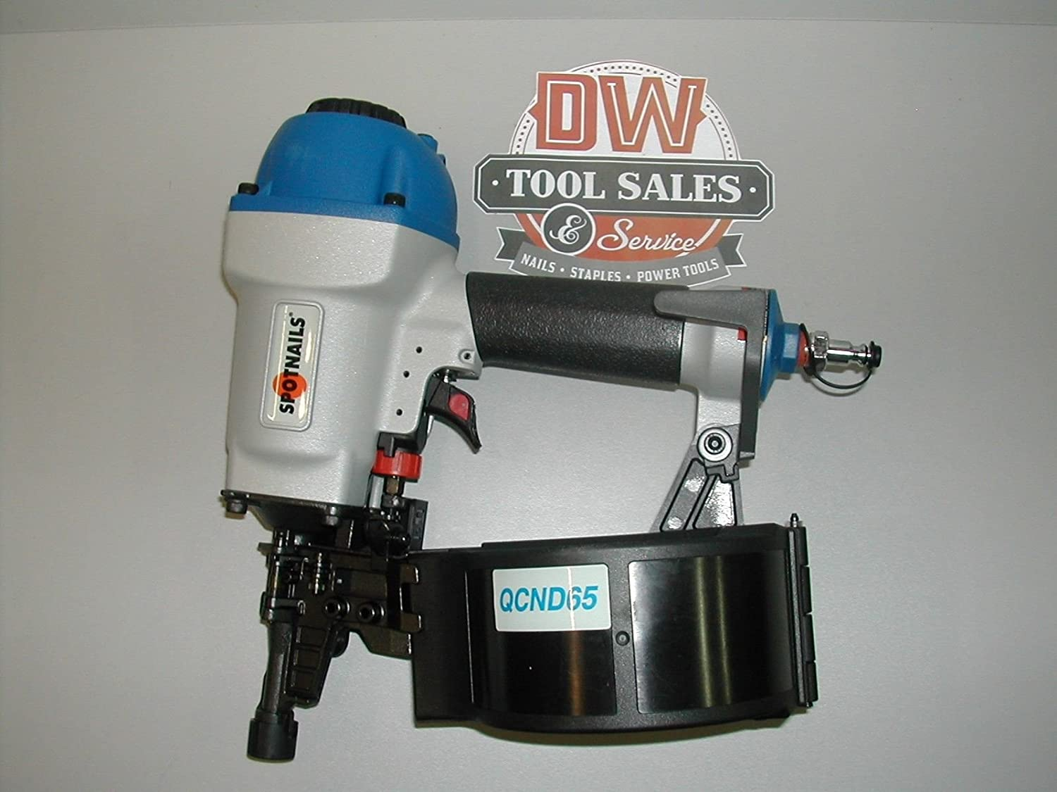 Sale item 0 Zero Degree Coil Outlet sale feature Nailer for Duo Nails Plastic Fast Spotna