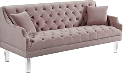 Amazon.com: Istikbal Argos Convertible Sofa with Storage ...
