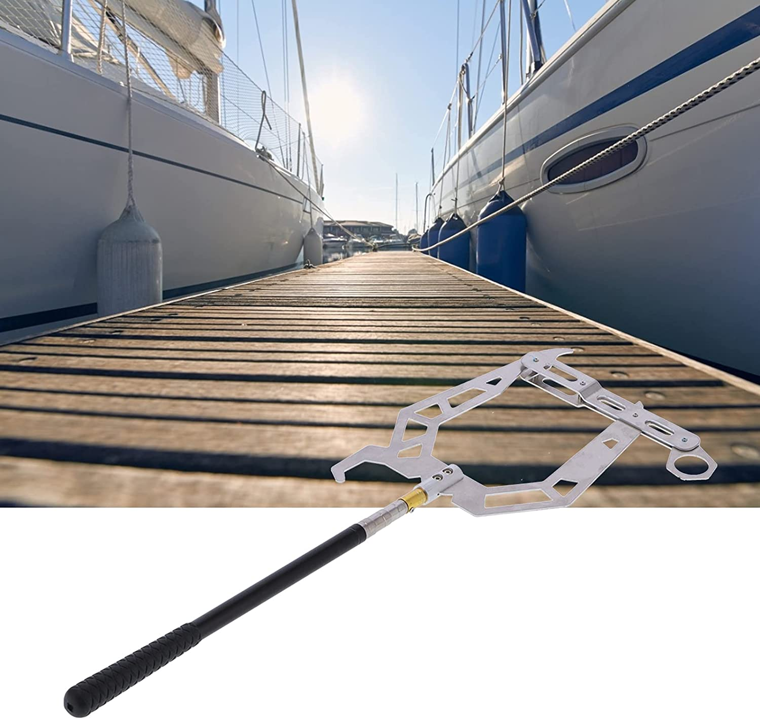 Boat Hook Threader Durable Aluminum Inexpensive Popular products Alloy Fishery for