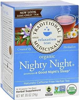 Traditional Medicinal's Nighty Night Herb Tea (3x16 Bag)