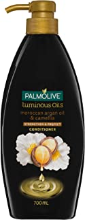 Palmolive Luminous Oils Hair Conditioner Moroccan Argan Oil and Camellia Strengthen and Protect, 700mL