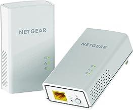 Best NETGEAR PowerLINE 1200 Mbps, 1 Gigabit Port (PL1200-100PAS),White Reviews