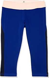 adidas Women's CZ7937 Believe This Colorblock High Rise 3/4 Tight