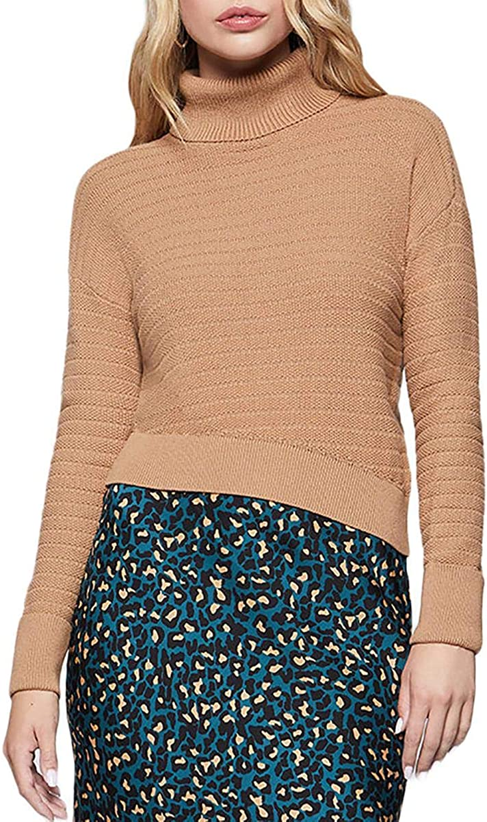 BCBGeneration Asymmetrical Pullover Sweater FMR5236517