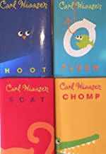 Hoot Hardcover 4 Book Series Set by Carl Hiaasen