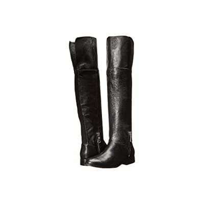 Chinese Laundry Fawn (Black Leather) Women