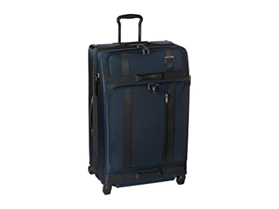 Tumi Merge Extended Trip Expandable 4 Wheel Packing Case (Navy) Luggage