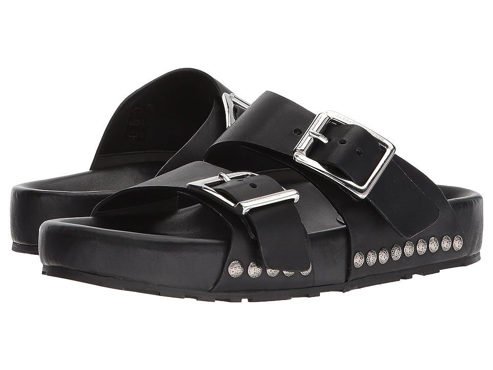 Alexander McQueen Studded Sandal (Black) Men