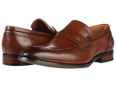 Steve Madden Pardin Loafer (Tan Leather) Men